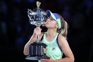 Australian Open 2020: Sofia Kenin beats Garbine Muguruza to become youngest champion in 12 years