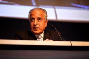 US envoy Zalmay Khalilzad in Pakistan to discuss Afghan peace deal