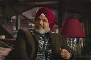 Chehre: Annu Kapoor turns 'turban man' in Bachchan starrer
