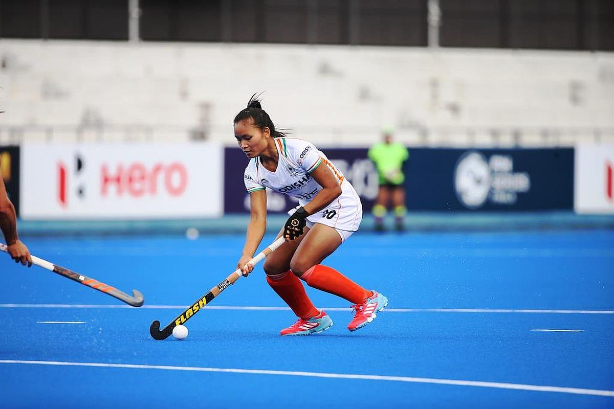Lalremsiami, International Hockey Federation (FIH), 2019 FIH Women's Rising Star of the Year