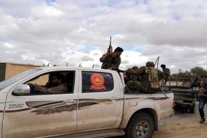 Arab League renews calls for permanent cease-fire in Libya
