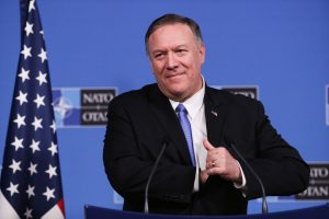 'US will keep building on strong ties with UK after Brexit', says Mike Pompeo