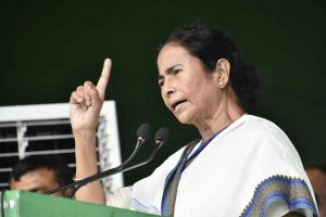 Not getting help from Centre to tackle Coronavirus: West Bengal CM Mamata Banerjee