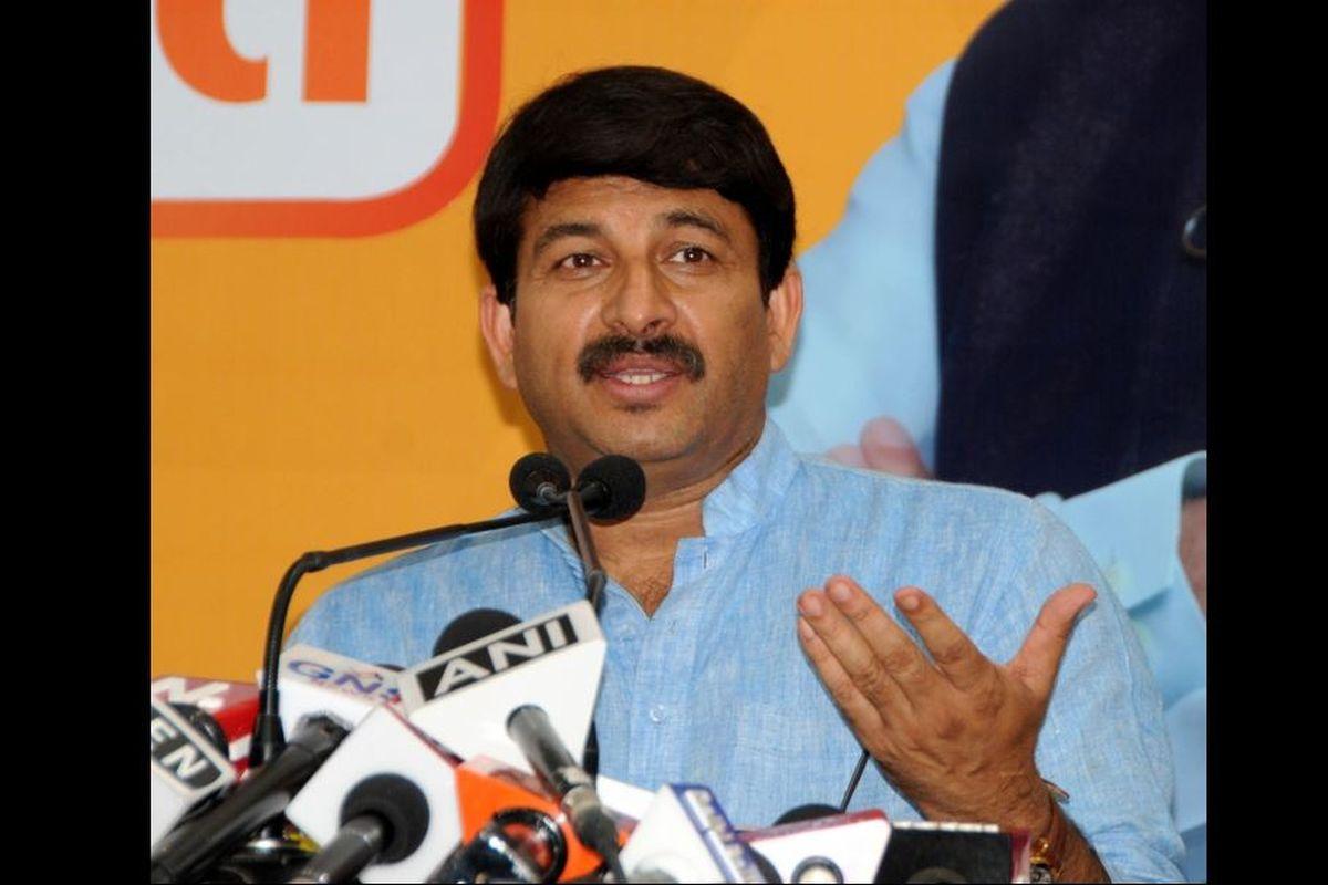 Refrain from making 'inflammatory' statements: Delhi BJP chief Manoj Tiwari to party