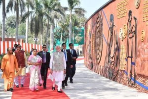'Despite all pressure, we stood our ground': PM Modi on Citizenship Act