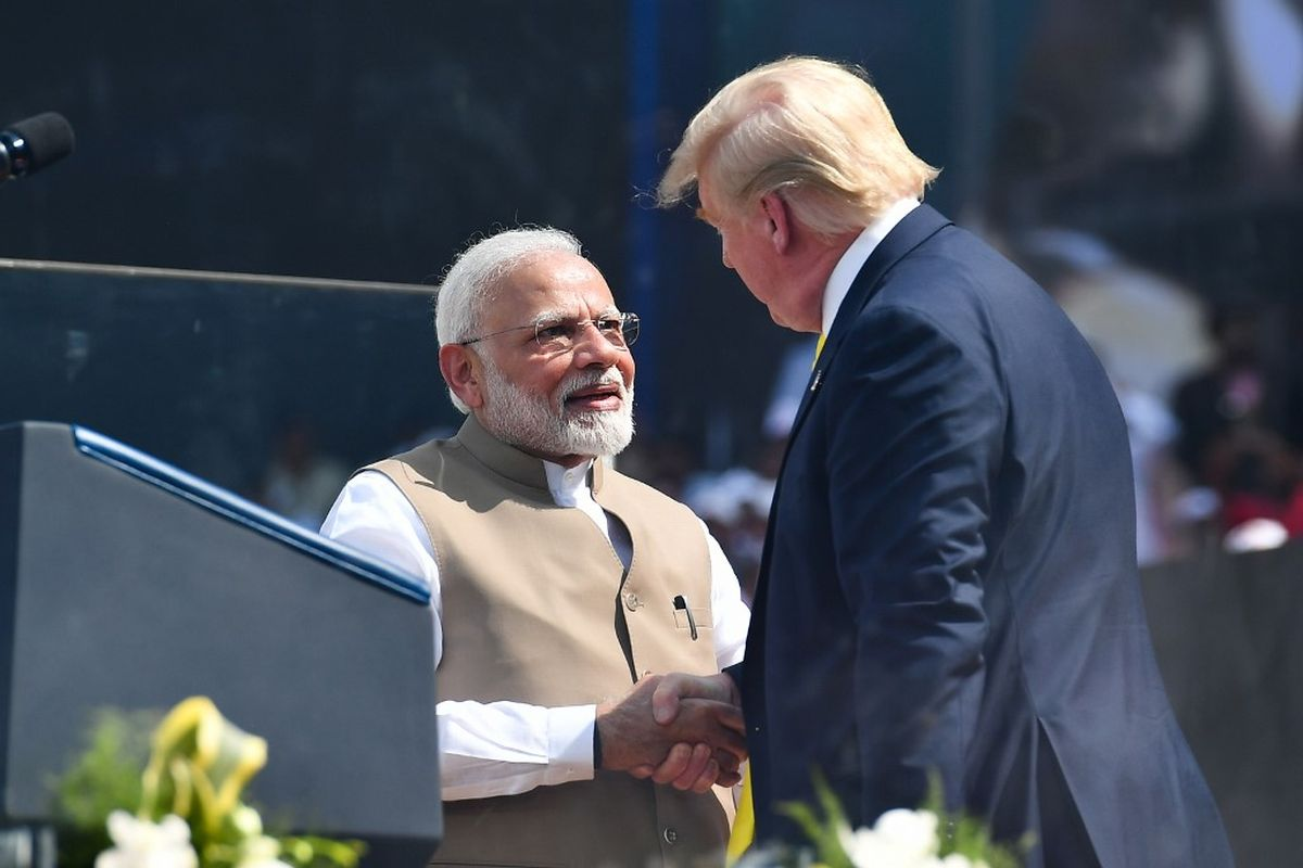Now that we are in US camp let's make the most of it, Donald Trump, China, Russia, India