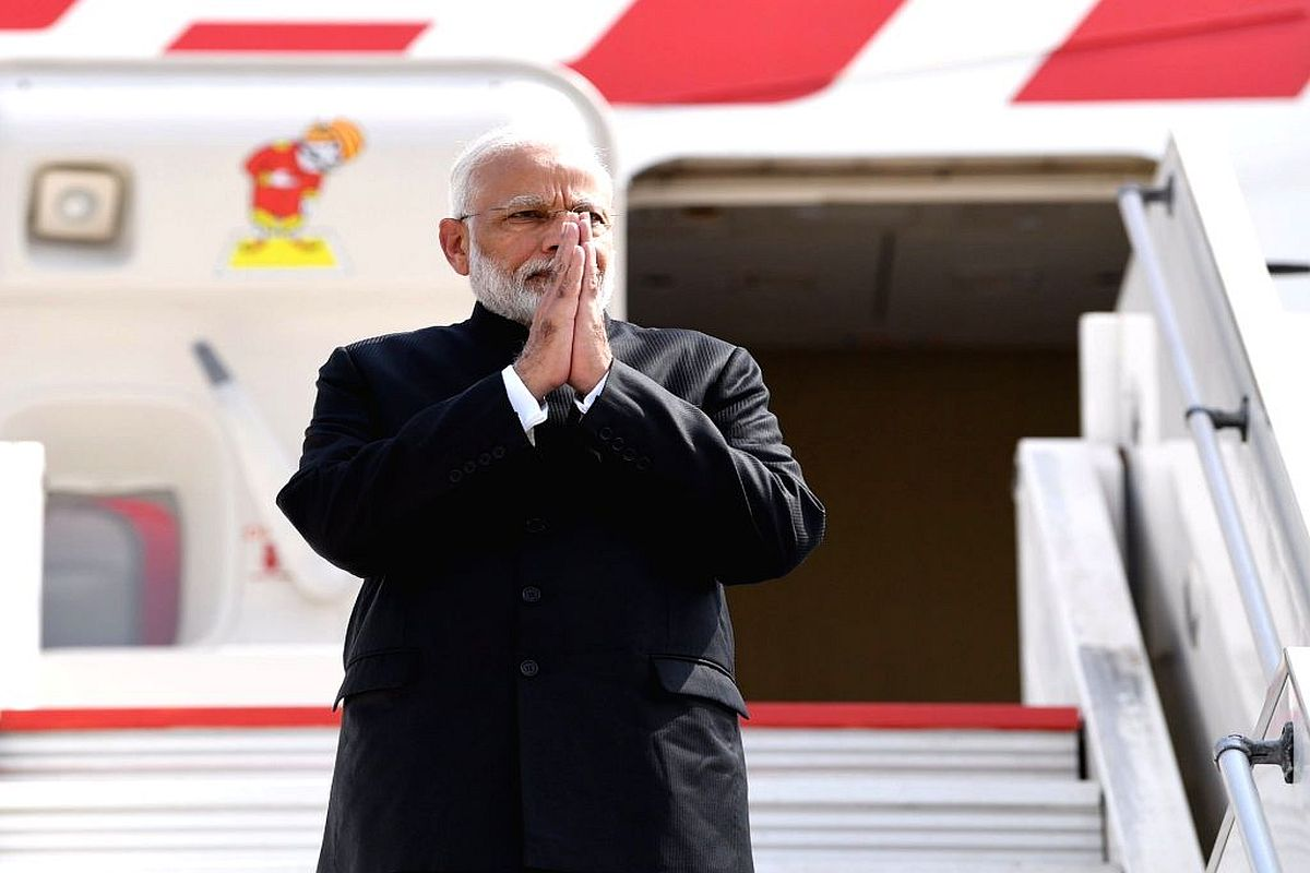 'PM Modi a versatile genius who thinks globally and acts locally,' says SC judge Justice Arun Mishra