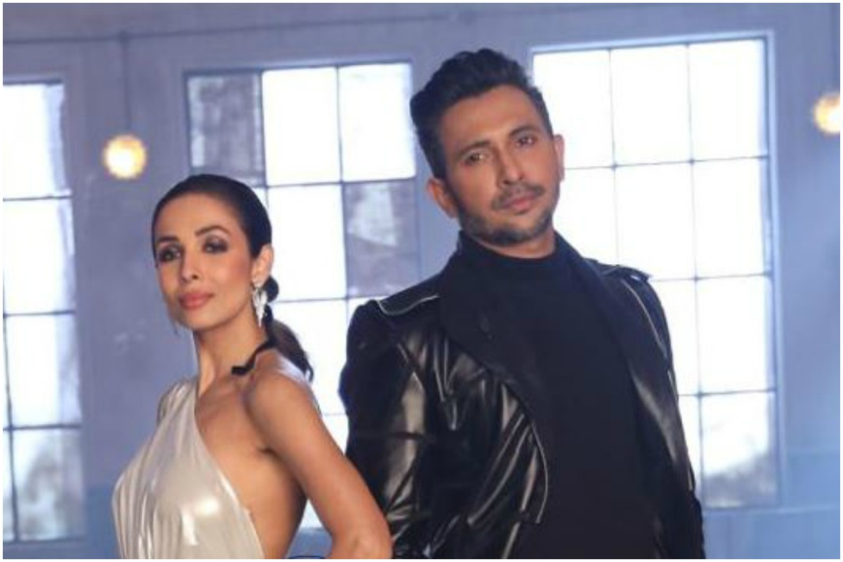 Geeta Kapoor, Malaika Arora, Terence Lewis, India's BestDancer