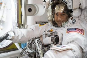 NASA astronaut Christina Koch returns to earth after record-breaking space mission