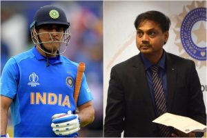 MS Dhoni is clear about his future: MSK Prasad
