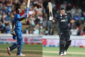 Shreyas Iyer, Ross Taylor join hands to create unique record in Hamilton ODI