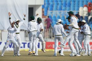 Naseem Shah's hat-trick guides Pakistan to victory in first Test against Bangladesh