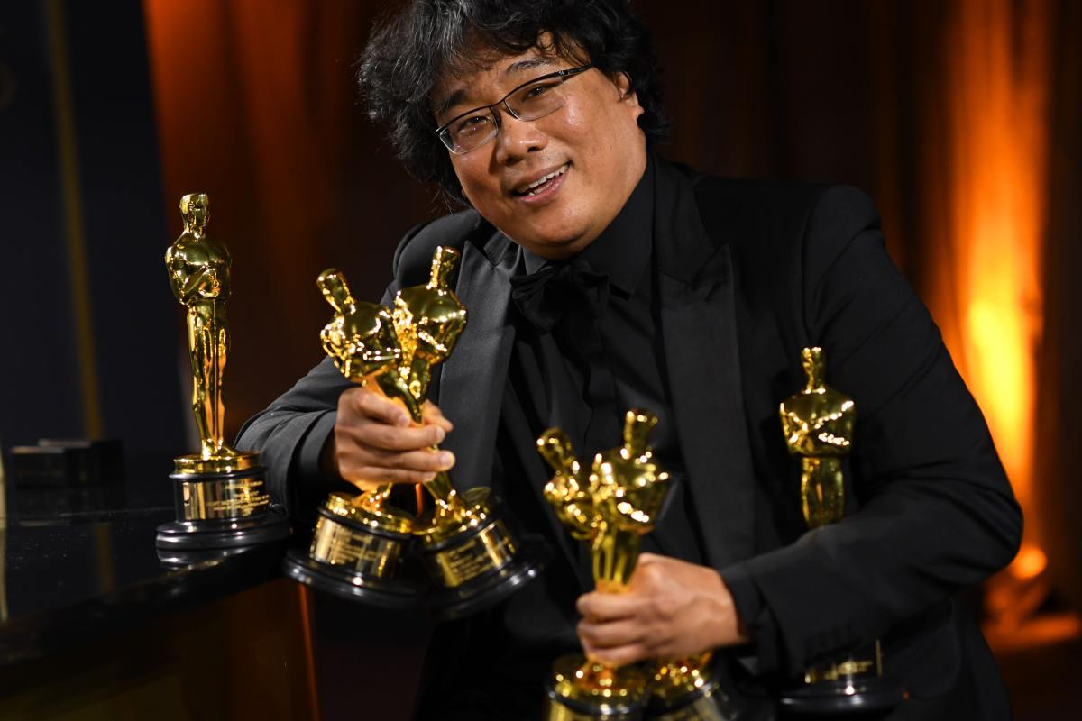 Trump bashes Oscars for giving South Korea's 'Parasite' best picture