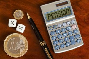 E-pension portal, mobile App for employees, pensioners