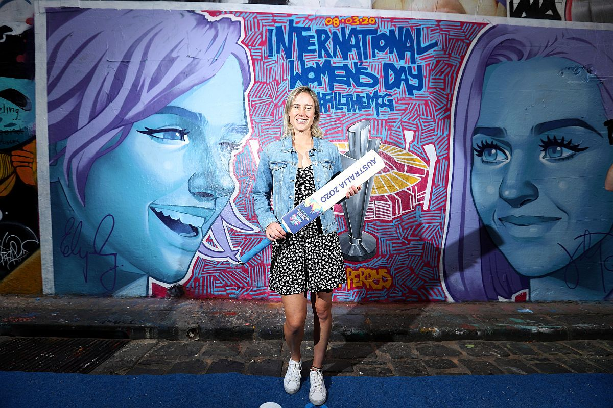 Ellyse Perry, ICC Women's T20 World Cup 2020, Katy Perry