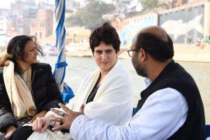 Priyanka Gandhi to visit Varanasi for Guru Ravidas birth anniversary celebrations on Sunday