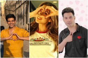 B-town extends wishes as world celebrated Valentine's Day