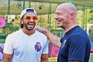 Popularity of Premier League in India has grown: Ranveer Singh