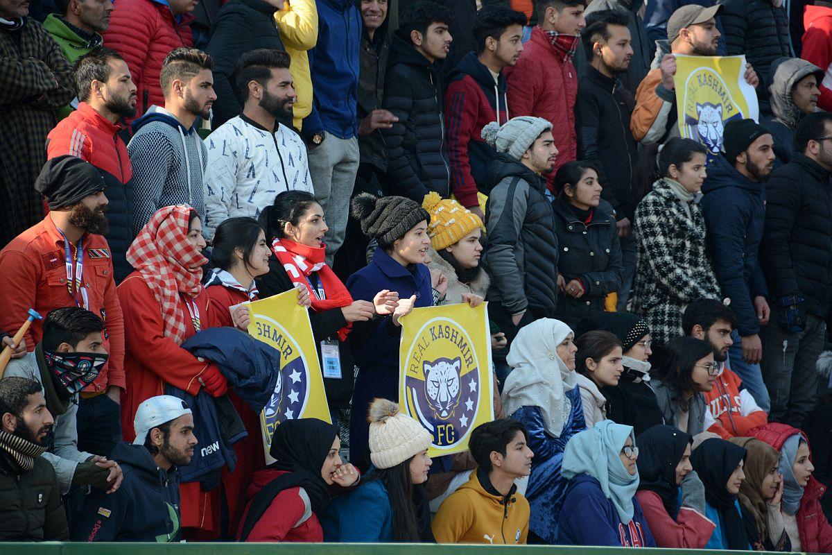 Real Kashmir FC, Kashmir, I-League 2019-20, David Robertson, Mason Robertson