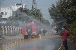 Haryana: 100 people affected in ammonia gas leak from Kurukshetra plant