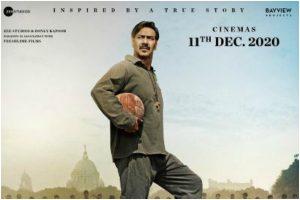 Ajay Devgn's Maidaan gets new release date