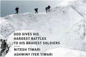 Ashwiny Iyer Tiwari join hands with Nitesh Tiwari to make film 'The Siachen Warriors'