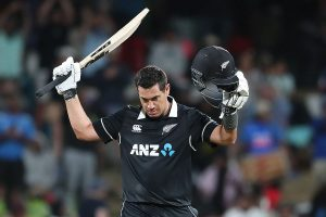 Ross Taylor believes restricting India under 350 gave them winning chance