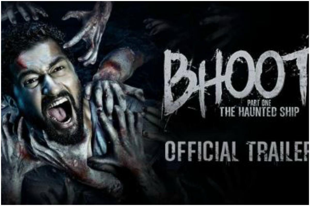 Bhoot: The Haunted Ship, Vicky Kaushal, Bhumi Pednekar, Karan Johar