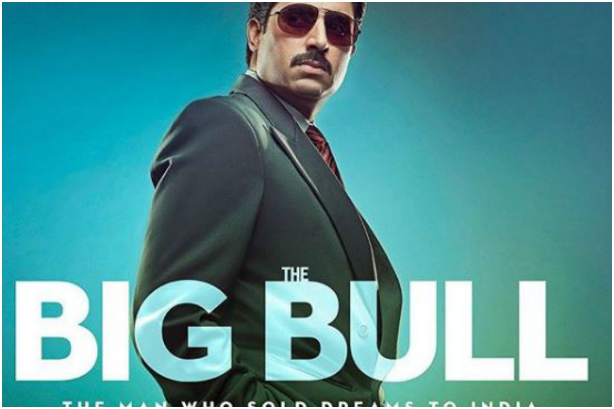 The Big Bull: Abhishek Bachchan drops new poster, release date confirmed