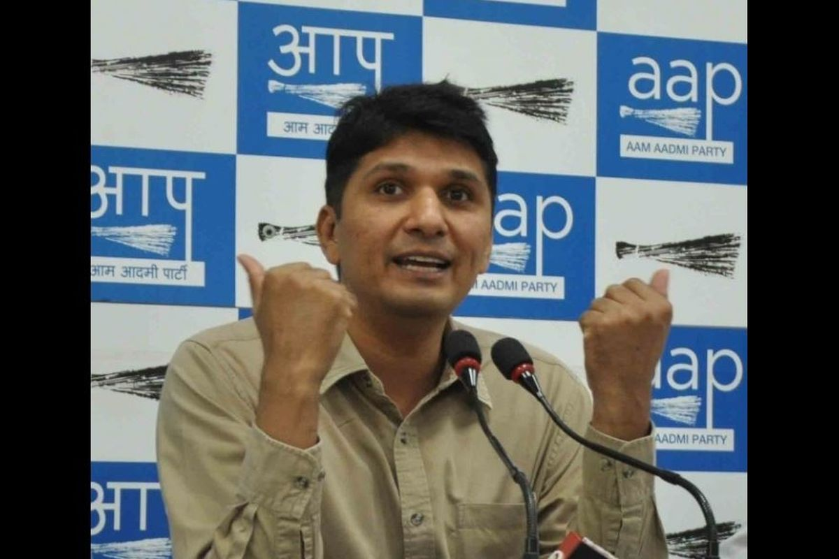 AAP, Saurabh Bhardwaj, BJP, East Delhi Municipal Corporation, EDMC