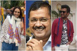 Delhi Elections: B-town congrats Arvind Kejriwal on landslide victory