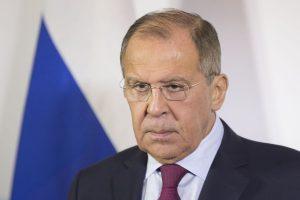 Russian FM Sergei Lavrov, NATO chief discuss European security