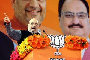 Amit Shah, JP Nadda to launch door-to-door campaigns in Delhi on Sunday