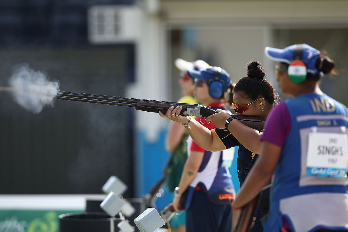 South Korea, ISSF Shooting World Cup 2020, National Rifle Association of India (NRAI)