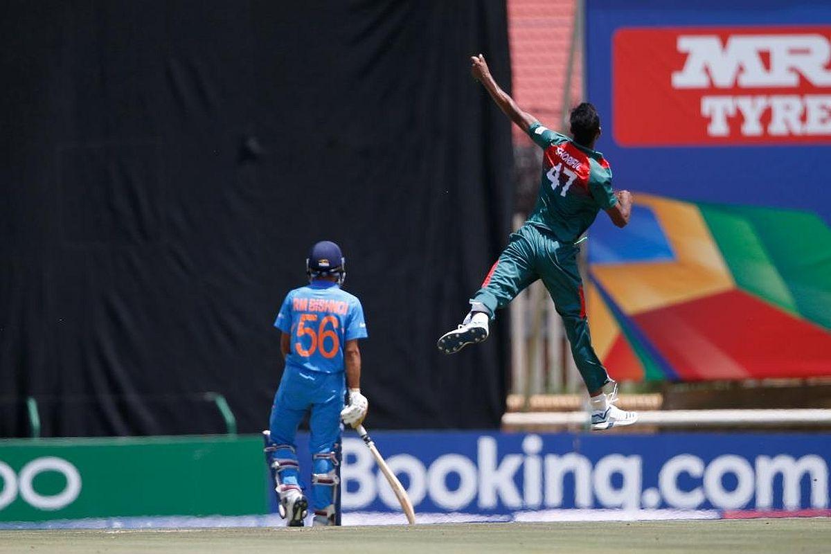 Shoriful Islam, ICC U19 World Cup 2020, Bangladesh U19 Cricket Team, India U19 Cricket Team