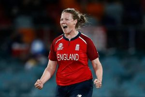 Anya Shrubsole becomes 1st English to take 100 T20I wickets in women's cricket