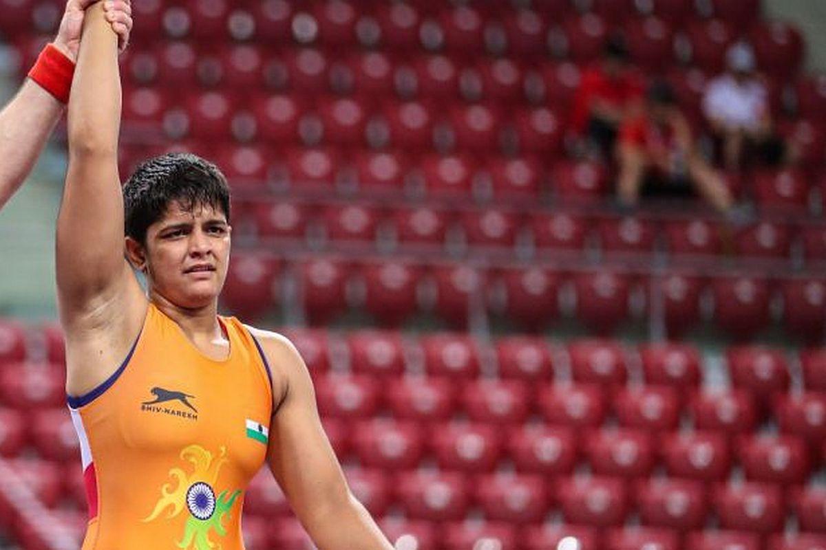 Sonam Malik downs Sakshi Malik again, makes cut for Olympic qualifiers