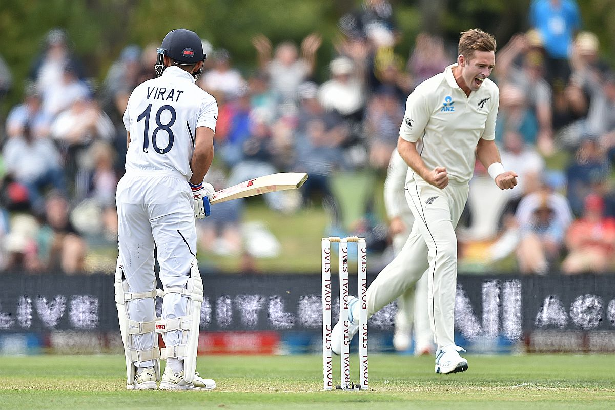Virat Kohli, Tim Southee, New Zealand's Tour of India 2020, IND vs NZ, India vs New Zealand Test Series 2020, IND vs NZ Test Series 2020, Cheteshwar Pujara, Hanuma Vihari, Prithvi Shaw