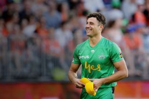 Big Bash League 2019-20: Marcus Stoinis named player of tournament