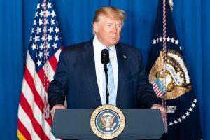 Donald Trump congratulates Democrat Bernie Sanders for Nevada caucuses win