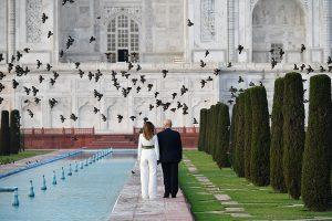 President Trump got emotional after hearing story of Shah Jahan and Mumtaz Mahal: Tour guide at Taj Mahal