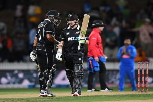 Ross Taylor and Tom Latham were unstoppable in the middle overs: Virat Kohli