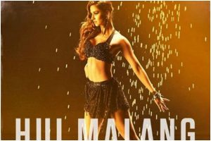 Malang | Disha Patani owns dance floor in new track 'Malang Hui'