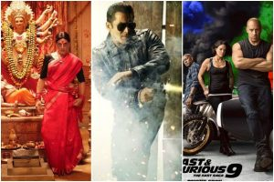 Radhe and Laxmmi Bomb to see Box Office clash with Fast and Furious 9