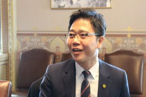 Pyongyang slams S Korean party for scouting defector for polls