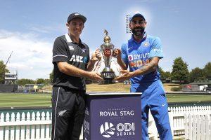 Fantasy11 Team India vs New Zealand – Cricket Prediction Tips For 1st ODI Match IND vs NZ at Seddon Park, Hamilton