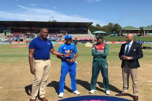 ICC U19 World Cup Final: Bangladesh opt to field first against India
