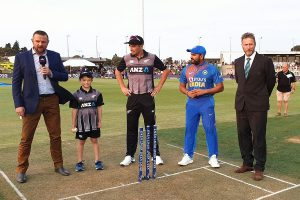 IND vs NZ 5th T20I, Toss: Rohit Sharma opts to bat first in absence of Virat Kohli