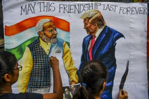 'Unlikely, trade deal would be inked' but 'Trump's India visit shows strong, enduring ties': White House