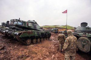 33 Turkish troops killed in airstrike in Idlib